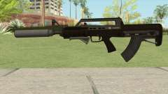 Bullpup Rifle (Two Upgrades V3) GTA V for GTA San Andreas