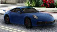 Porsche 911 Carrera S 2019 for GTA San Andreas