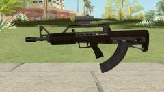 Bullpup Rifle (With Scope V2) GTA V for GTA San Andreas