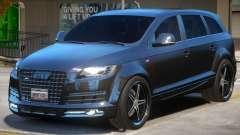 Audi Q7 R2 for GTA 4