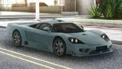 Saleen S7 2004 Grey for GTA San Andreas