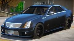 Cadillac CTS-V Improved for GTA 4