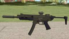 Hawk And Little SMG (Two Upgrades V6) GTA V for GTA San Andreas