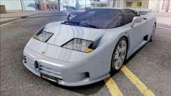 Bugatti EB110 1994 for GTA San Andreas