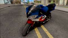 Yamaha R6 2008 Yugoslav for GTA San Andreas