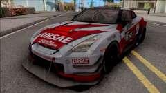 Nissan GT-R R35 Nismo R3 2018 for GTA San Andreas
