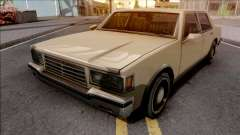 Declasse Brigham Classic for GTA San Andreas