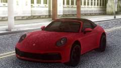 Porsche 911 2020 for GTA San Andreas