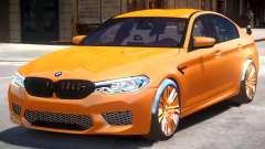 BMW M5 F90 V2 for GTA 4