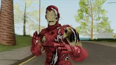 Iron Man 2 (Mark III Comic) V2 for GTA San Andreas