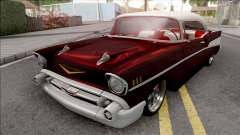 Chevrolet Bel Air 1957 Low for GTA San Andreas