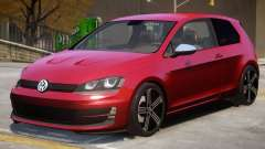 VW Golf R DTD Edition