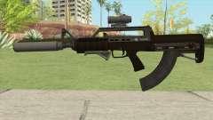 Bullpup Rifle (Complete Upgrade) GTA V for GTA San Andreas