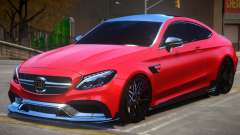 Mercedes Benz C63 Brabus V1 for GTA 4