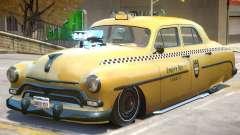 Quicksilver Windsor TaxiCar