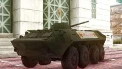 BTR 70 for GTA San Andreas