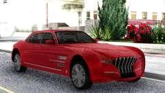 Quartz Regalia for GTA San Andreas
