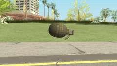 Grenade From GTA V for GTA San Andreas