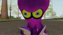 Rival Octopus V1 (Splatoon) for GTA San Andreas