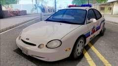 Ford Taurus 1996 Hometown Police