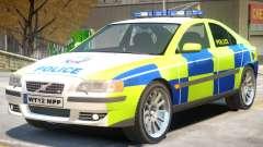Volvo S60 Police for GTA 4
