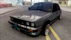 BMW 3-er E30 KSKN GARAGE for GTA San Andreas