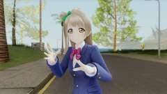 Kotori Minami (Love Live) Project Japan for GTA San Andreas