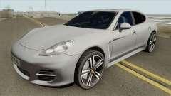 Porsche Panamera Turbo HQ for GTA San Andreas