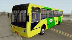 Kurtc Low Floor Bus for GTA San Andreas