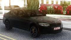 BMW M5 F90 Competition Black Series for GTA San Andreas