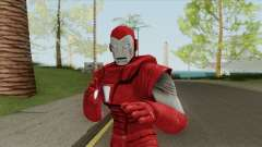 Iron Man 2 (Silver Centurion) V1 for GTA San Andreas