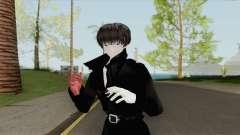Kaneki Black Reaper (Tokyo Ghoul) V1 for GTA San Andreas