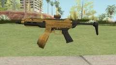 SMG Two Upgrades V2 (Luxury Finish) GTA V for GTA San Andreas