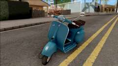 Piaggio Vespa VNB 125 IVF for GTA San Andreas