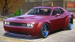 Dodge Challenger V2 for GTA 4