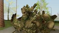 King Groot for GTA San Andreas