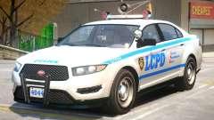Vapid Interceptor Police V2 for GTA 4