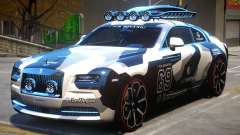 Rolls Royce Wraith 2014 V2 for GTA 4
