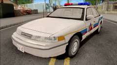 Ford Crown Victoria 1995 Hometown Police for GTA San Andreas