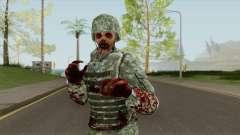 Zombie V2 for GTA San Andreas