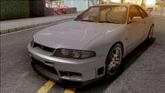 Nissan Skyline GT-R R33 V-Spec 1997 for GTA San Andreas