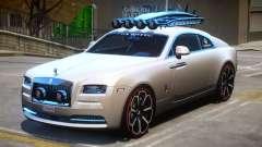 Rolls Royce Wraith 2014 V1 for GTA 4
