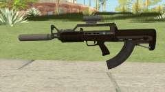 Bullpup Rifle (Three Upgrades V6) GTA V for GTA San Andreas