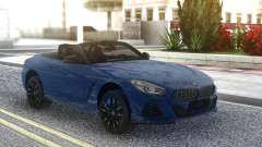 BMW Z4 G29 2019 for GTA San Andreas