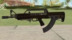 Bullpup Rifle (With Grip V2) GTA V for GTA San Andreas