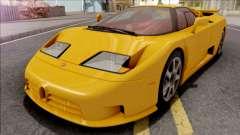 Bugatti EB110 SS (US-Spec) 1992 IVF for GTA San Andreas