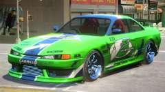 Nissan Silvia PJ3 for GTA 4