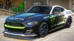 Ford Mustang GT V2 PJ7 for GTA 4