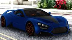Zenvo ST1 GT 2019 for GTA San Andreas