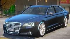 Audi A8 FSI for GTA 4